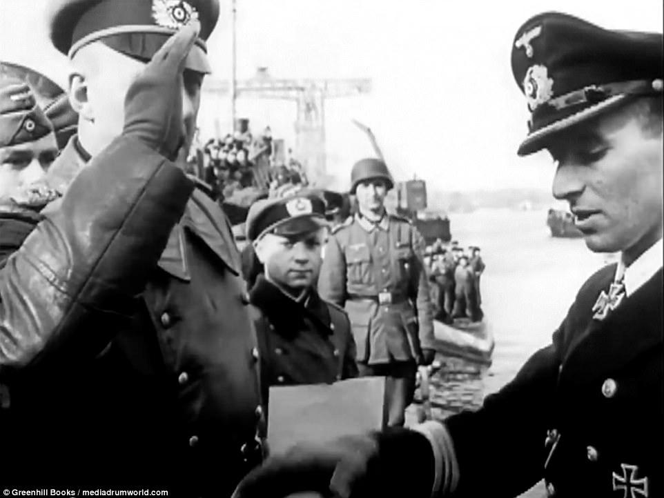 Đô đốc tàu ngầm Phát xít Đức bắn chìm 250.000 tấn tàu thuyền Đồng minh - 5