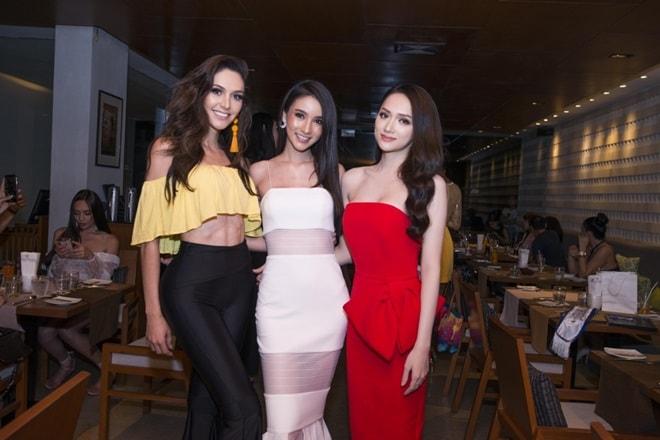 Hương Giang Idol lần đầu đụng độ nữ thần chuyển giới Thái Lan - 8