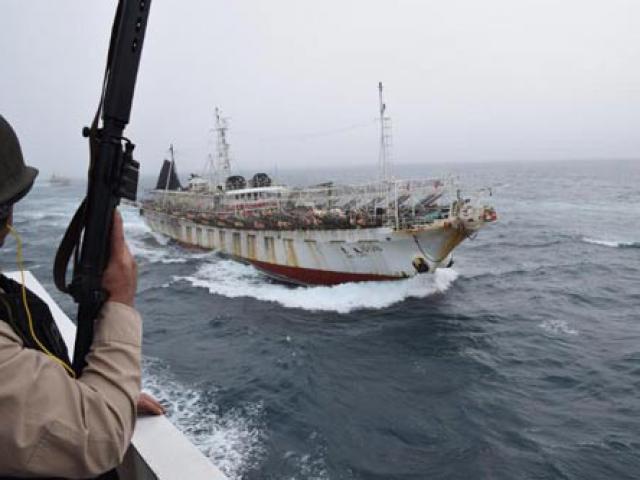 Tàu cá Trung Quốc lộng hành (*): Lật mặt nạ dân quân biển - 2