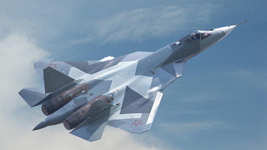 Hé lộ mục đích Nga đưa chiến đấu cơ tối tân Su-57 tới Syria - 1