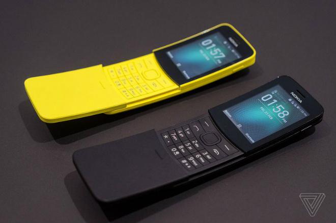 """""""Quả chuối"""" Nokia 8110 hồi sinh, pin 25 ngày, giá rẻ 2,2 triệu đồng - 5"""