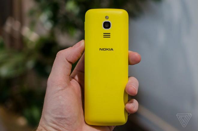 """""""Quả chuối"""" Nokia 8110 hồi sinh, pin 25 ngày, giá rẻ 2,2 triệu đồng - 4"""