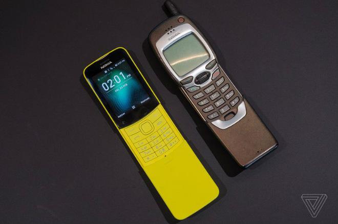 """""""Quả chuối"""" Nokia 8110 hồi sinh, pin 25 ngày, giá rẻ 2,2 triệu đồng - 3"""