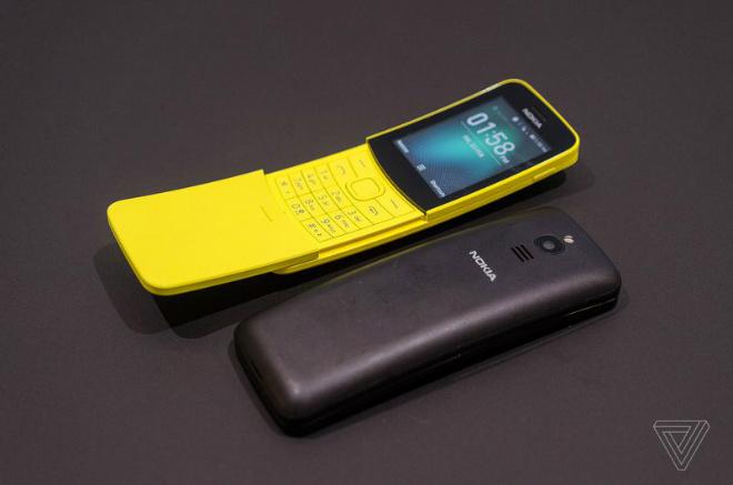 """""""Quả chuối"""" Nokia 8110 hồi sinh, pin 25 ngày, giá rẻ 2,2 triệu đồng - 6"""