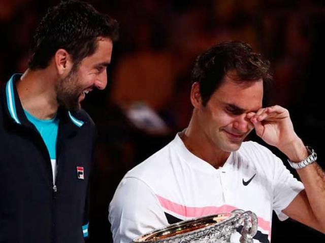 Huyền thoại Federer bất tử không chỉ với tennis