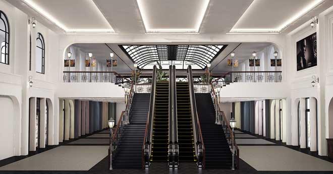 15 tỷ đồng cải tạo, ga Sài Gòn sẽ có dịch vụ cao cấp như sân bay - 4