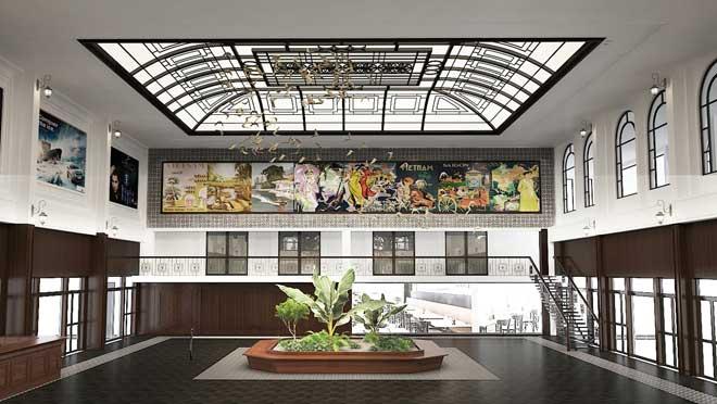 15 tỷ đồng cải tạo, ga Sài Gòn sẽ có dịch vụ cao cấp như sân bay - 3