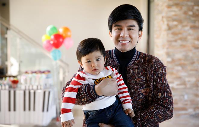 Đan Trường tổ chức sinh nhật cho con tại biệt thự triệu đô - 2