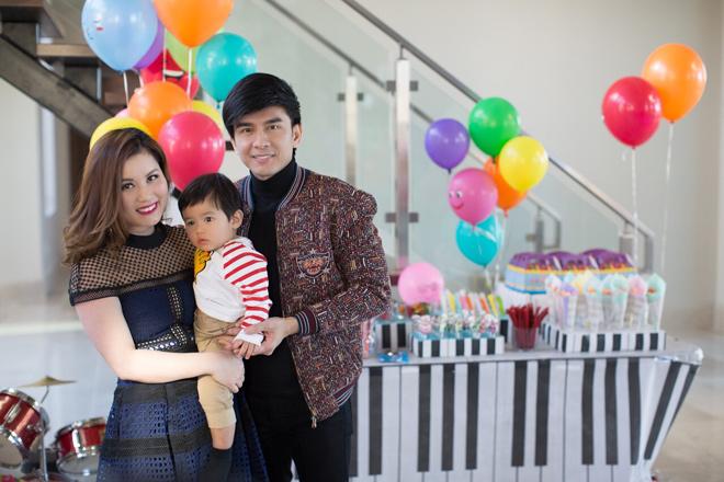 Đan Trường tổ chức sinh nhật cho con tại biệt thự triệu đô - 8