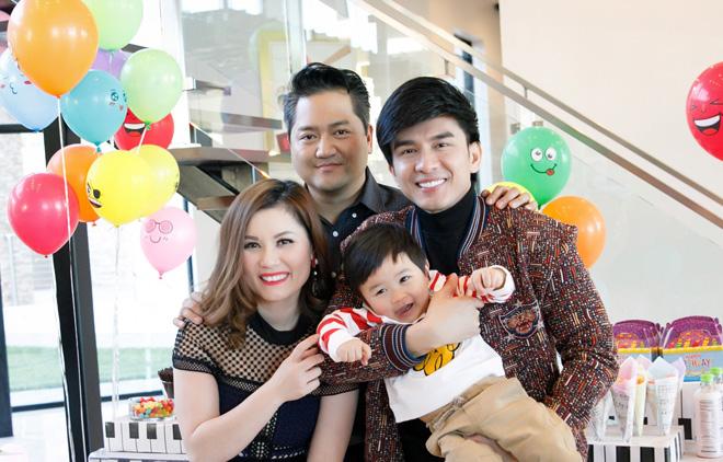 Đan Trường tổ chức sinh nhật cho con tại biệt thự triệu đô - 12