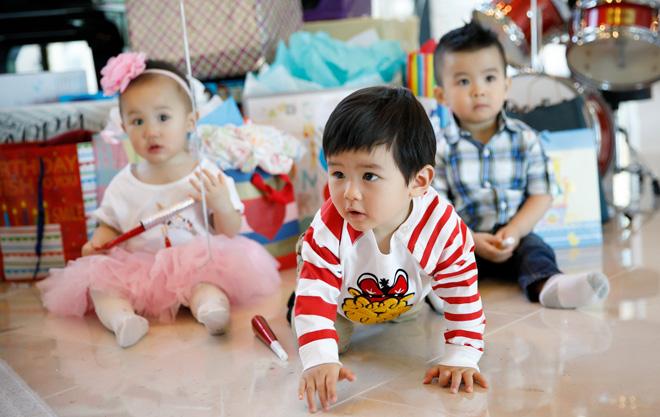 Đan Trường tổ chức sinh nhật cho con tại biệt thự triệu đô - 9