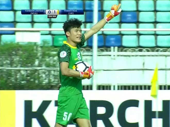 Thủ môn Tiến Dũng U23 bị thủng lưới: Gian nan chinh phục cúp châu Á - 1