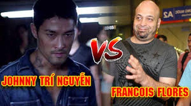 Cú đá của Johnny Trí Nguyễn trên phim khiến Flores hâm mộ và thách đấu - 1