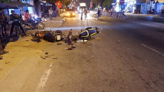 Gây tai nạn chết người rồi trộm xe máy bỏ trốn - 1