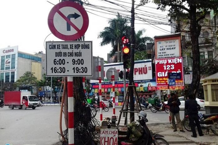 Hà Nội: Đề nghị chính thức cấm Uber, Grab trên 11 tuyến phố - 1