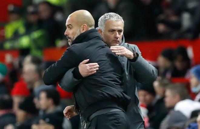 """Pep – Man City có danh hiệu đầu: Mơ ăn 3 để """"cười vào mũi"""" MU - Mourinho - 1"""