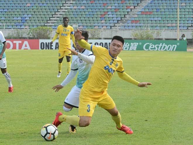 Yangon United - Thanh Hóa: Ác mộng đến sớm, thua ngược đáng tiếc - 1