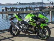 Top 8 điểm nhấn trên Kawasaki Ninja 400 2018