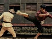 Cú đá của Johnny Trí Nguyễn trên phim khiến Flores hâm mộ và thách đấu