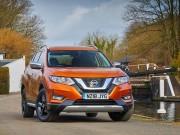 Nissan bổ sung thêm phiên bản Platinum cho X-Trail 2018