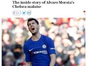 Morata 75 triệu bảng:  Ngon giai  nhưng quá yếu ở Ngoại hạng Anh