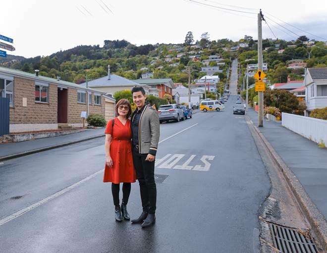 Nguyên Khang mắc kẹt giữa bão Gita ở New Zealand khi du lịch cùng mẹ - 8