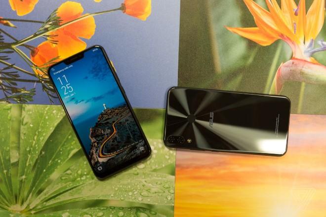 Ra mắt ZenFone 5Z dùng chip Snapdragon 845, giá 11,45 triệu đồng - 1