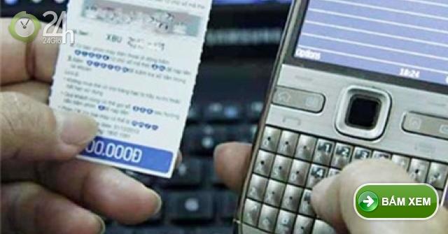 Hết thời khuyến mãi thẻ nạp 50%
