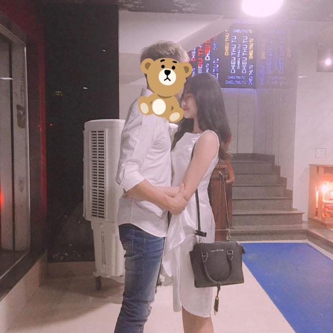 """Hồng Duy U23 và bạn gái hot girl tìm thấy nhau sau 5 năm """"lạc mất"""" - 4"""