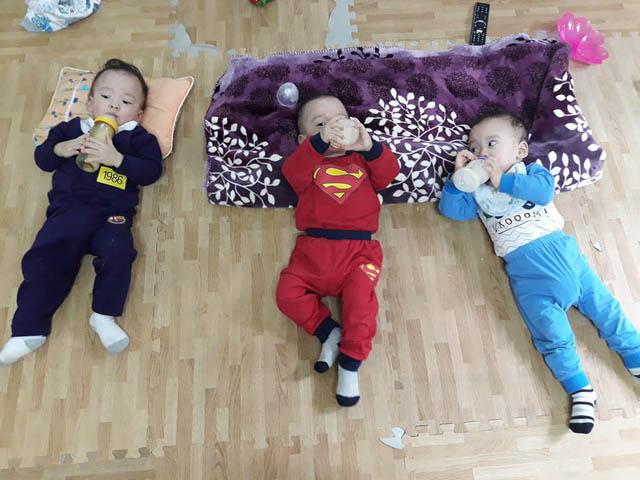 3 bé trai sinh cùng trứng - 200 triệu ca mới có 1 trên thế giới - bây giờ ra sao? - 5