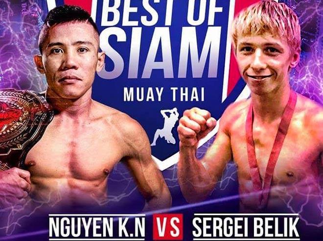 Chấn động Muay Thái: Võ sỹ Việt hạ cao thủ Nga, giật đai WBC thế giới - 1