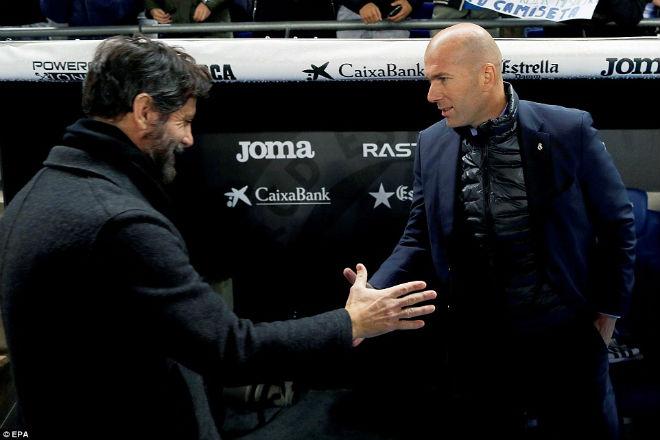 """Góc chiến thuật Espanyol – Real Madrid: Sấp mặt vì Zidane """"kiêu binh"""" - 4"""
