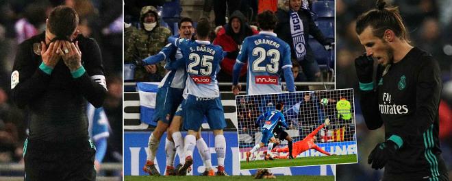 """Góc chiến thuật Espanyol – Real Madrid: Sấp mặt vì Zidane """"kiêu binh"""" - 3"""