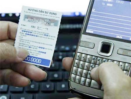Hết thời khuyến mãi thẻ nạp 50% - 1