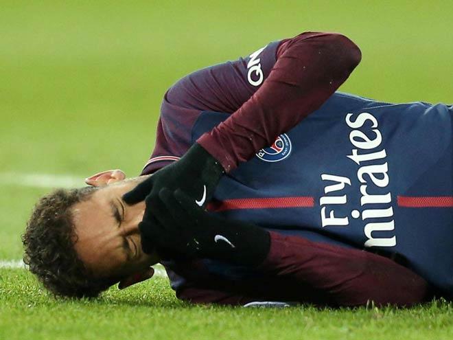 Neymar chấn thương: PSG ép tiêm thuốc đấu Real, ĐT Brazil hoảng