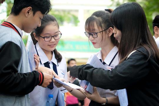 Thi THPT quốc gia 2018: Nên chọn mấy bài thi? - 1