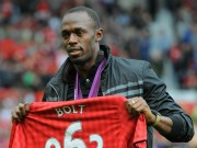 """Usain Bolt  """" bỏ """"  CLB nhỏ về MU tháng 6: Nước cờ tinh quái, thế giới ngã ngửa"""