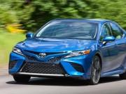 Hệ dẫn động bốn bánh AWD sẽ có mặt trên Camry Hybrid mới?