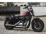 """Harley-Davidson Forty-Eight Special  2018:  """" Ma lực """"  với tín đồ xe hoài cổ"""