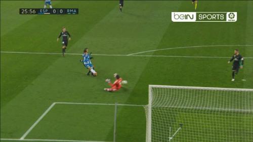 Chi tiết Espanyol - Real Madrid: Phút bù giờ oan trái (KT) - 6