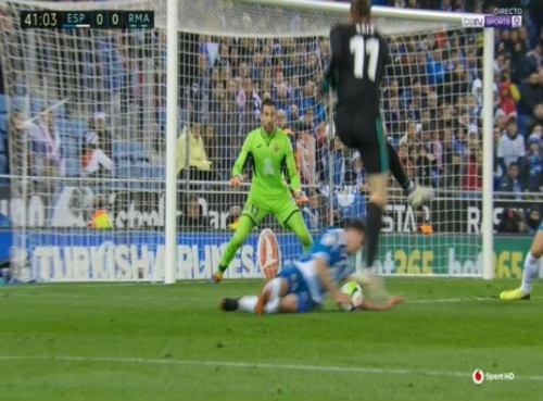 Chi tiết Espanyol - Real Madrid: Phút bù giờ oan trái (KT) - 8
