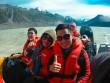 Nguyên Khang mắc kẹt giữa bão Gita ở New Zealand khi du lịch cùng mẹ