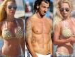 """Vợ siêu mẫu của """"gã điên sân cỏ"""" Zlatan Ibrahimovic ngày càng tàn tạ"""