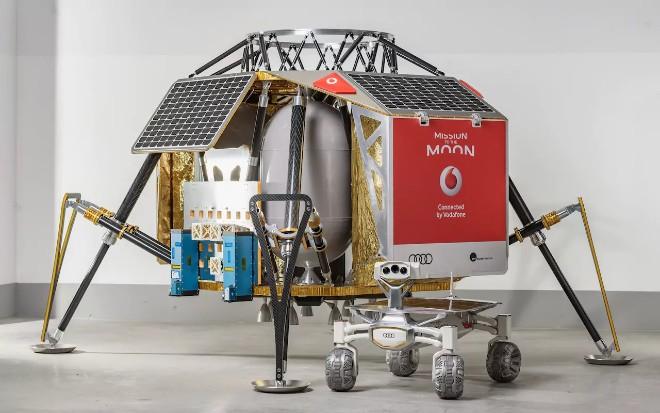 Lên Mặt trăng cũng có thể truy cập mạng 4G vào năm sau - 1