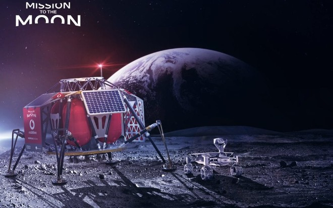 Lên Mặt trăng cũng có thể truy cập mạng 4G vào năm sau - 2