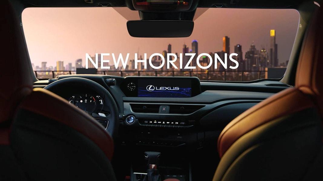 Lộ diện những hình ảnh đầu tiên của Lexus UX 2018 - 3