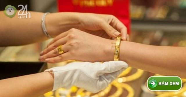 Giá vàng hôm nay 1/3: Chiều bán giảm gấp 3 lần chiều mua vào kể từ sau ngày Thần tài