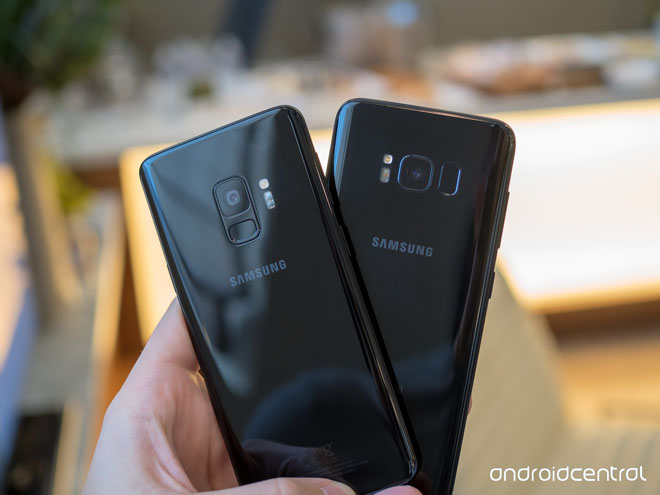 So sánh Galaxy S9 và Galaxy S8: Nâng cấp rất đáng giá - 4