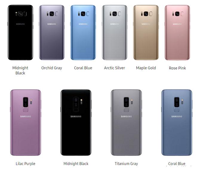 So sánh Galaxy S9 và Galaxy S8: Nâng cấp rất đáng giá - 5
