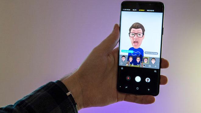 So sánh Galaxy S9 và Galaxy S8: Nâng cấp rất đáng giá - 10